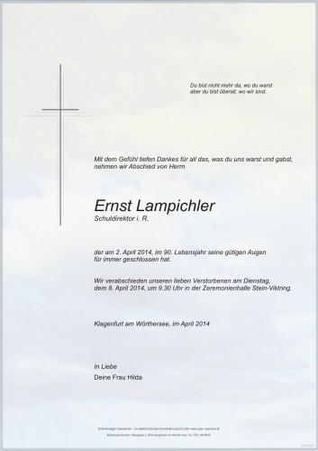 Ernst Lampichler