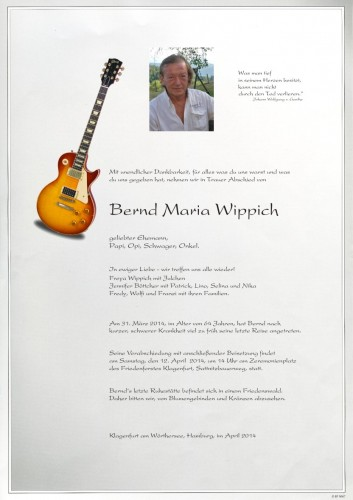 Bernd Maria Wippich