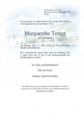 Margarethe Tengg