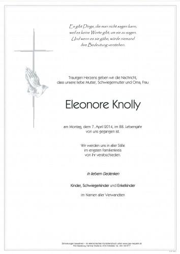 Eleonore Knolly