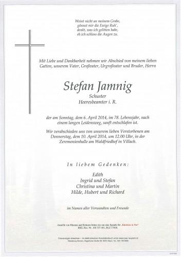 Stefan Karl Jamnig