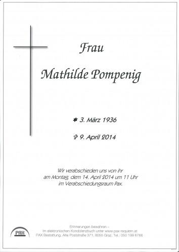 Mathilde Pompenig