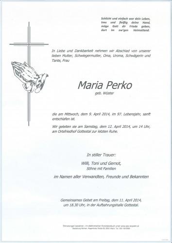 Maria Perko