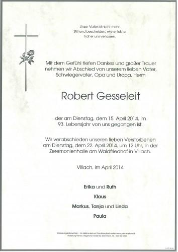 Robert Gesseleit