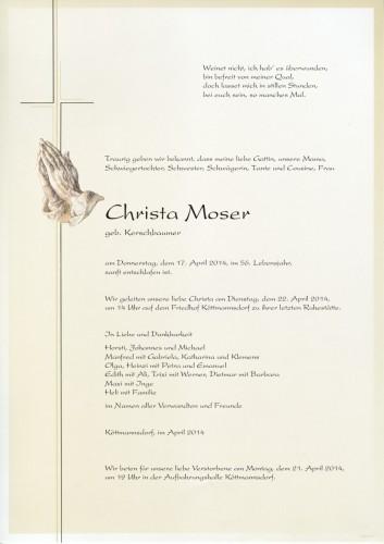 Christa Moser