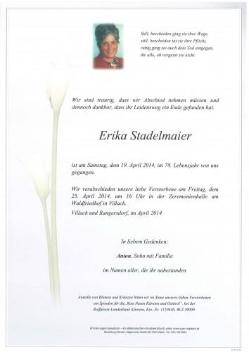 Erika Stadelmaier