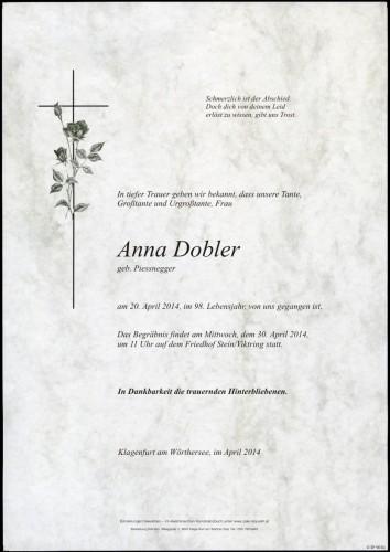 Anna Dobler
