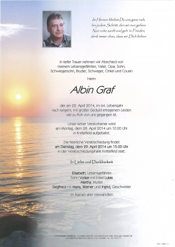 Albin Graf