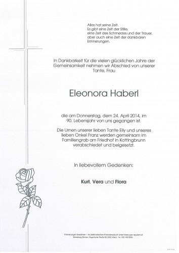 Eleonora Haberl