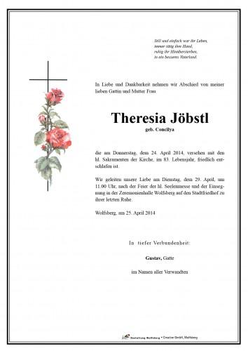 Theresia Jöbstl