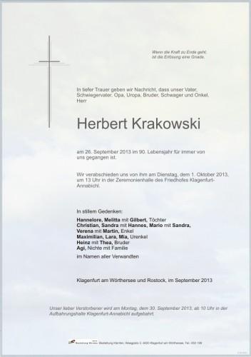 Herbert Krakowski