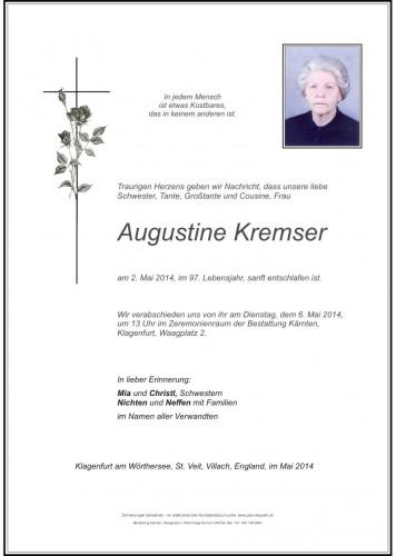 Augustine Kremser