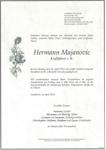 Hermann Majanovic