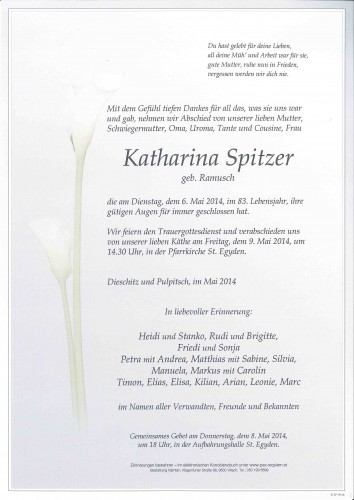 Katharina Spitzer