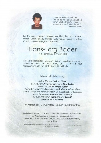 Hans-Jörg Bader