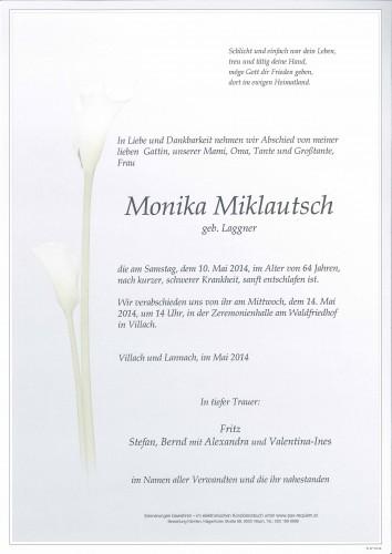 Monika Miklautsch