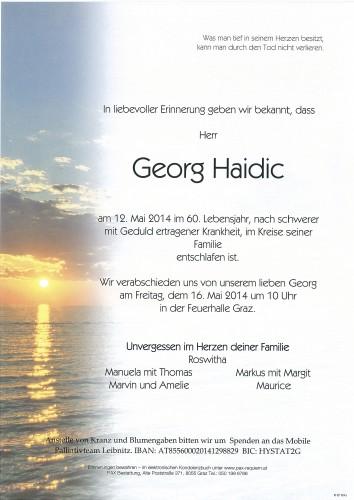 Georg Haidic