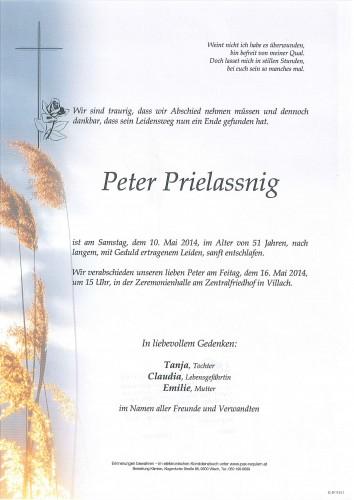 Peter Prielassnig