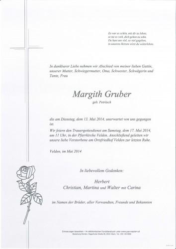 Margith Gruber