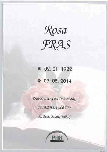 Rosa Fras