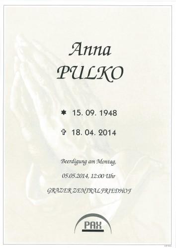 Anna Pulko