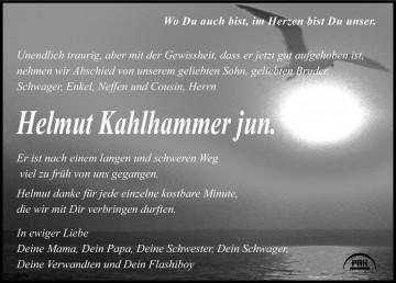 Helmut Kahlhammer