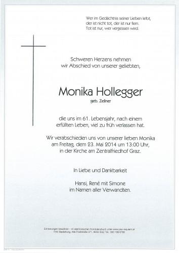 Monika Hollegger
