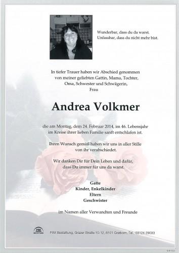 Andrea Volkmer