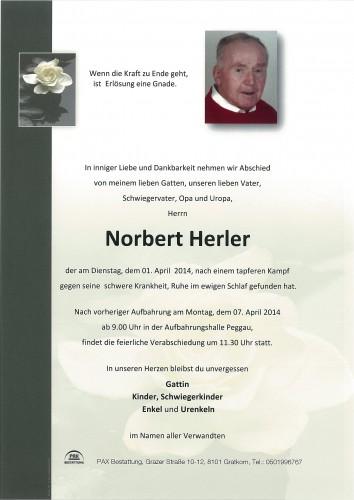 Norbert Herler