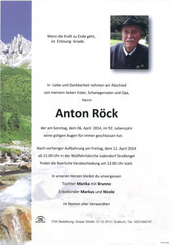 Anton Röck