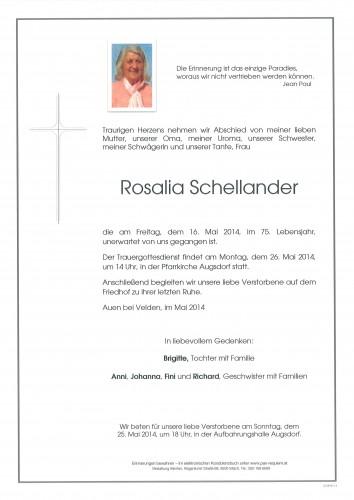 Rosalia Schellander