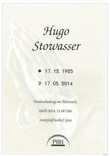 Hugo Stowasser