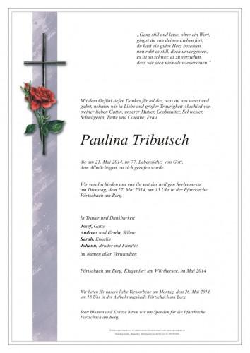 Paulina Tributsch