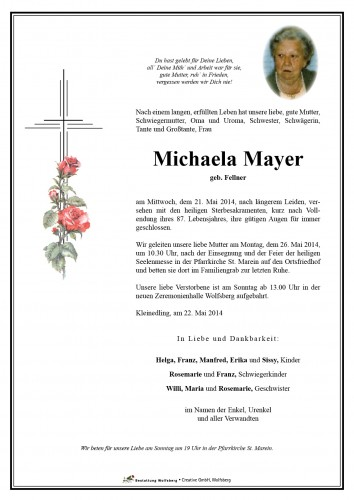 Michaela Mayer
