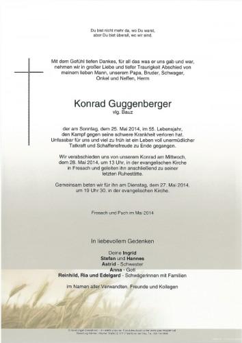 Konrad Matthias Guggenberger