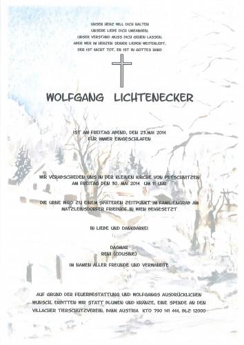 Wolfgang Lichtenecker