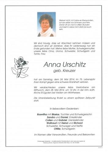 Anna Urschitz