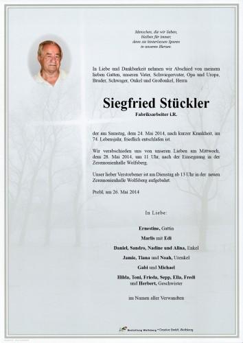 Siegfried Stückler