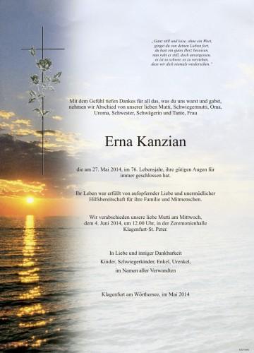 Erna Kanzian