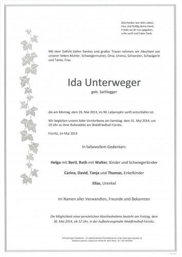 Ida Unterweger