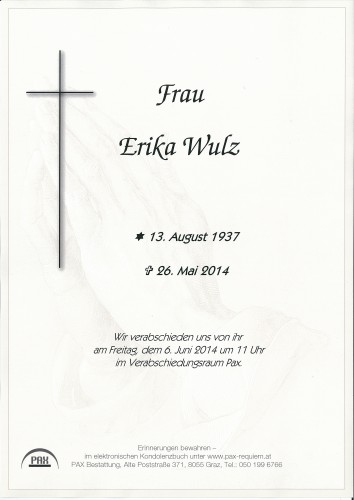 Erika Wulz