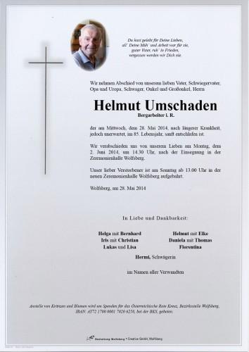 Helmut Umschaden