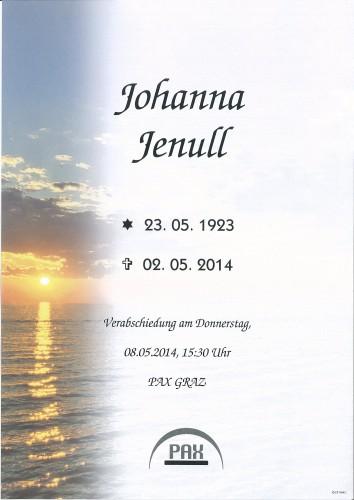 Johanna Jenull