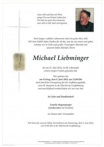 Michael Liebminger