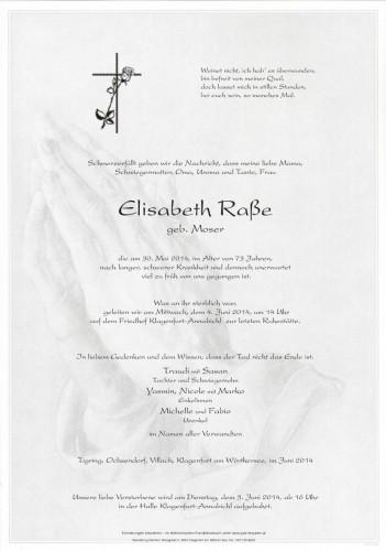 Elisabeth Raße
