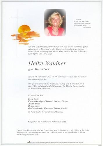 Heike Waldner