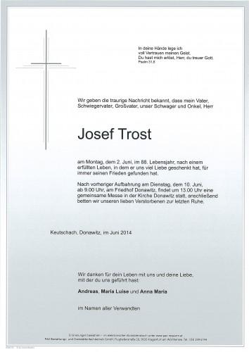 Josef Trost