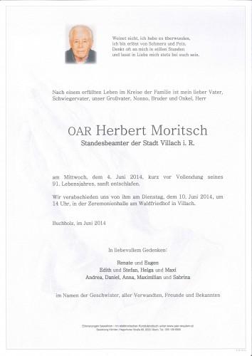 Herbert Moritsch