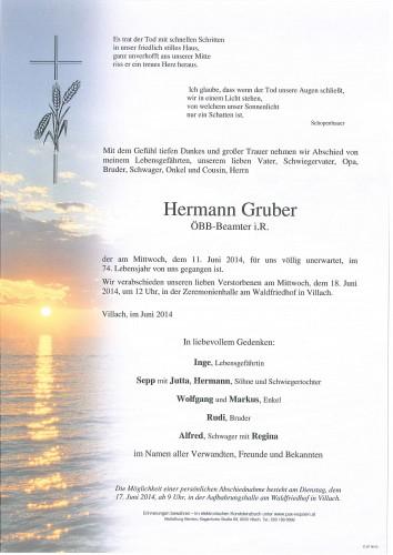 Hermann Gruber