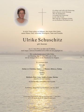 Ulrike Schuschitz
